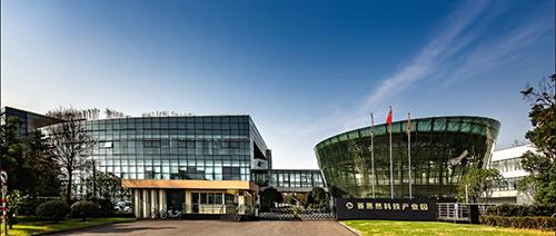 赛燕然产业园展示楼中央空调、新风工程案例